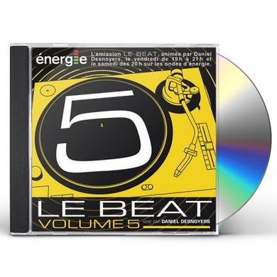 Daniel Desnoyers LE BEAT 5 CD