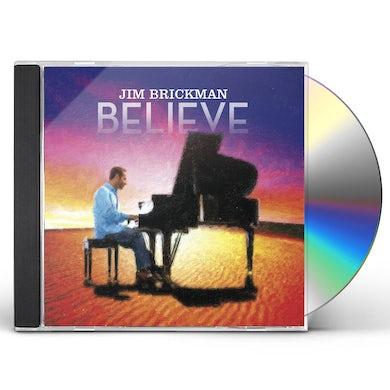 JIM BRICKMAN: BELIEVE CD