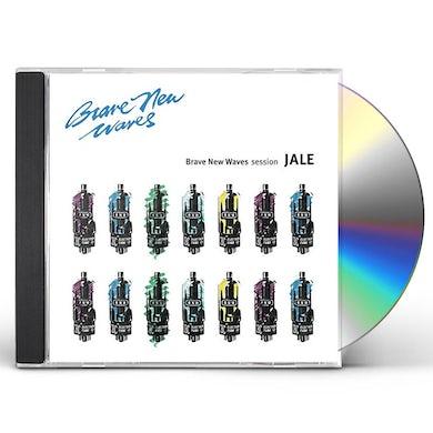 Jale BRAVE NEW WAVES SESSION CD