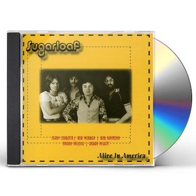 Sugarloaf ALIVE IN AMERICA CD