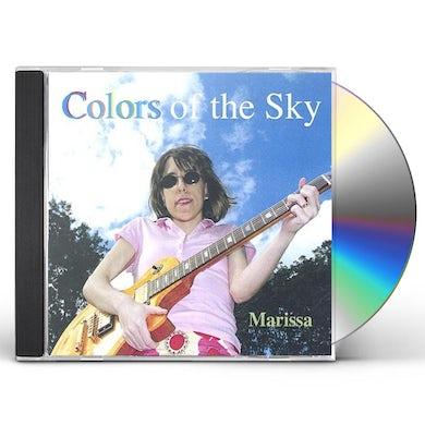 Marissa COLORS OF THE SKY CD
