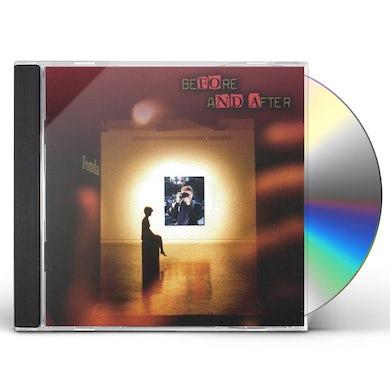 Fonda BEFORE & AFTER CD