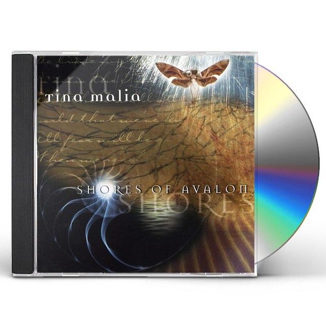 Tina Malia SHORES OF AVALON CD