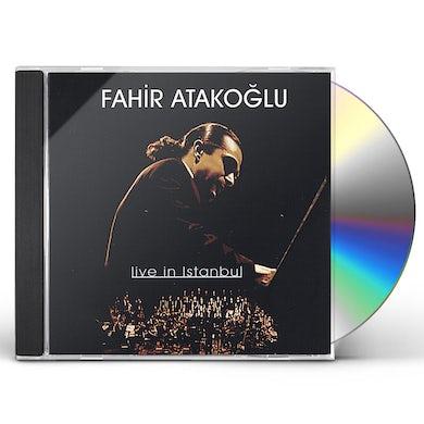 Fahir Atakoglu LIVE IN ISTANBUL CD