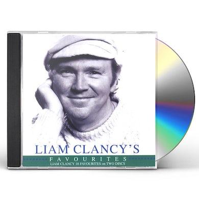 Liam Clancy Favourites 1 & 2 CD
