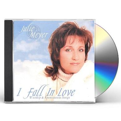 Julie Meyer I FALL IN LOVE CD