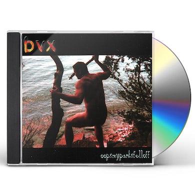 VaGiant OOPSMYPANTSFELLOFF CD