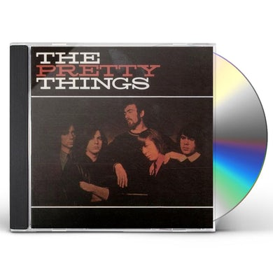 The Pretty Things CD