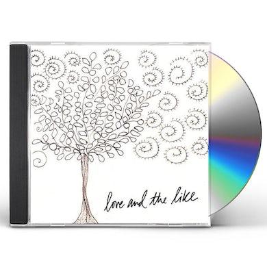 Scott Phillips LOVE & THE LIKE CD