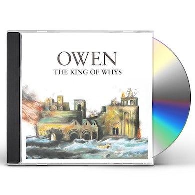 Owen KING OF WHYS CD