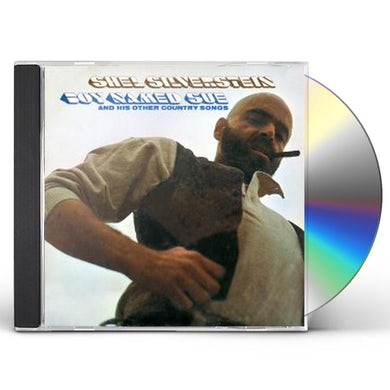 Shel Silverstein BOY NAMED SUE & HIS OTHER COUNTRY SONGS CD