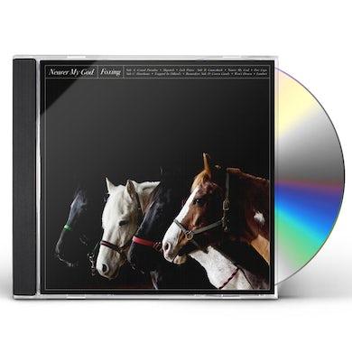 Foxing NEARER MY GOD CD