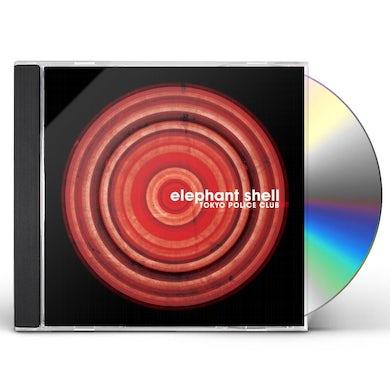 Tokyo Police Club ELEPHANT SHELL CD