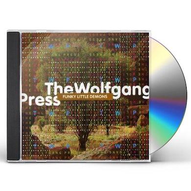 Wolfgang Press FUNKY LITTLE DEMONS CD