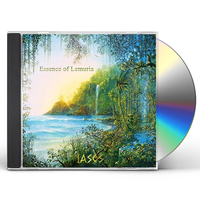 Iasos ESSENCE OF LEMURIA CD