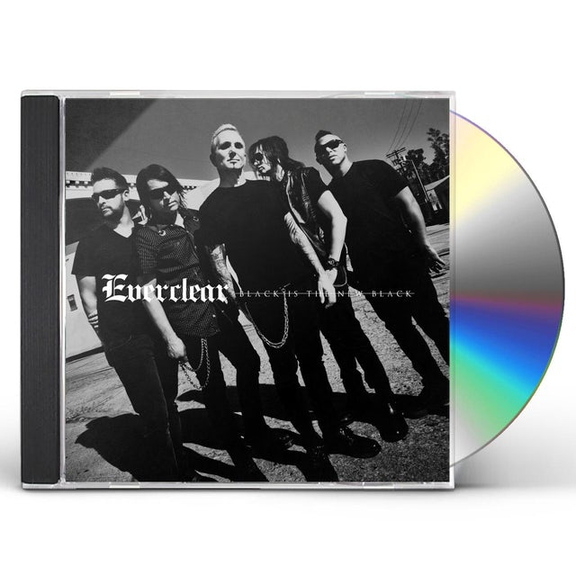 Everclear BLACK IS THE NEW BLACK CD
