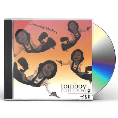 Tomboy SPINNING PLATES CD
