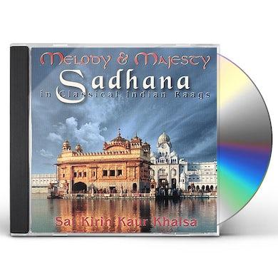 SatKirin Kaur Khalsa MELODY & MAJESTY CD