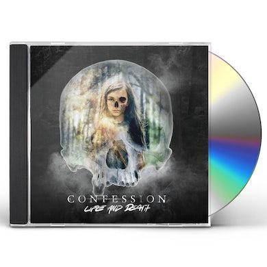 Confession LIFE & DEATH CD