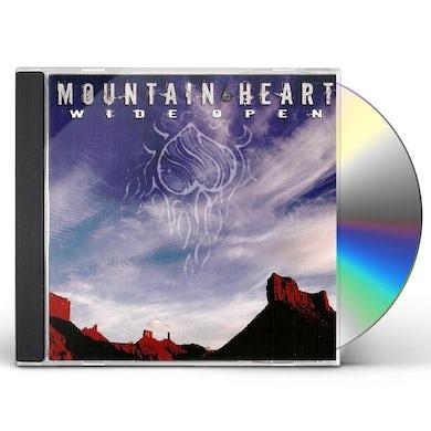 Mountain Heart WIDE OPEN CD