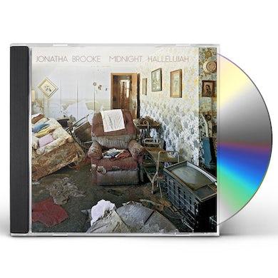 Jonatha Brooke MIDNIGHT HALLELUJAH CD