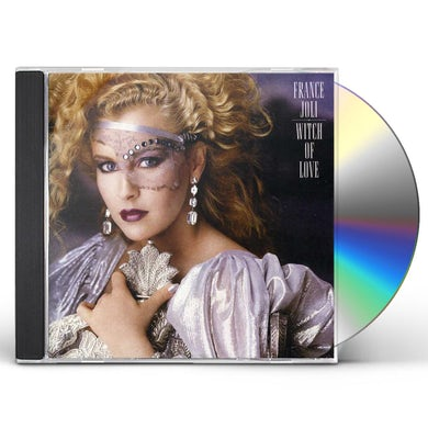France Joli WITCH OF LOVE CD