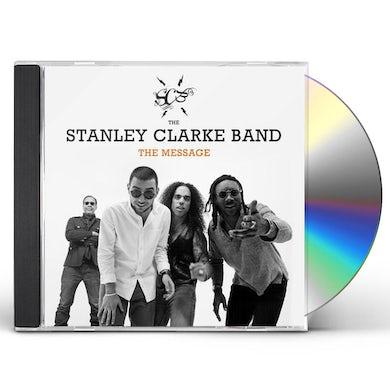 Stanley Clarke MESSAGE CD