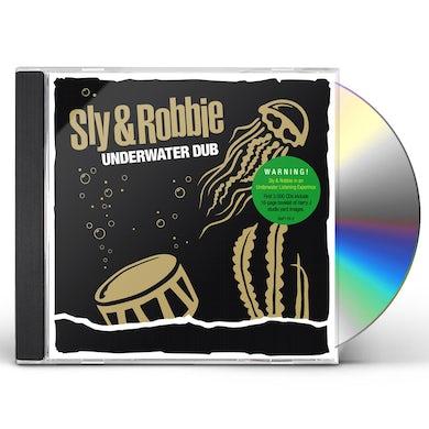 Sly & Robbie UNDERWATER DUB CD