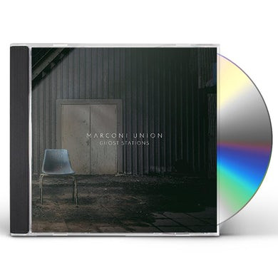 Marconi Union GHOST STATIONS CD