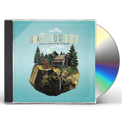 Grand Old Grizzly PURE COUNTRY PYRITE CD