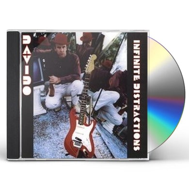 Davido INFINITE DISTRACTIONS CD