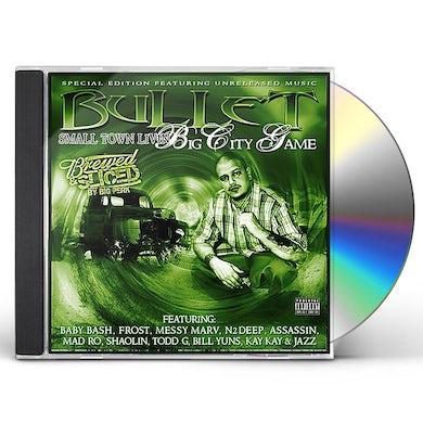 Bullet SMALLTOWN LIVIN' BIG CITY GAME CD