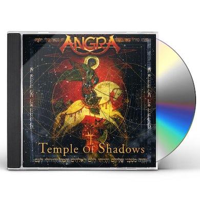 Angra TEMPLE OF SHADOWS CD