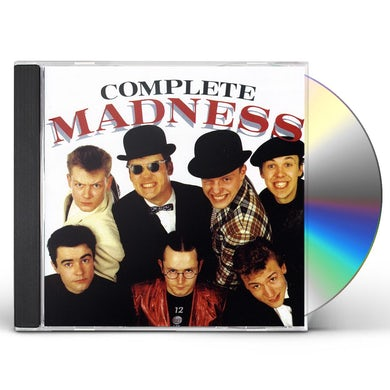 COMPLETE MADNESS CD