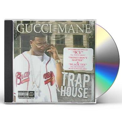 Gucci Mane TRAP HOUSE CD