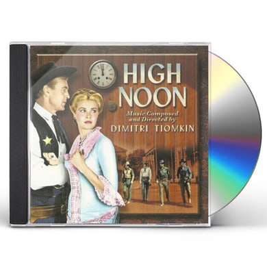 Dimitri Tiomkin HIGH NOON: MUSIC COMPOSED & DIRECTED BY DIMITRI CD