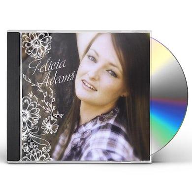 Felicia Adams CD