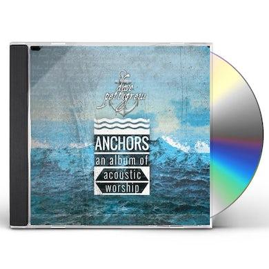 dave pettigrew ANCHORS: AN ALBUM OF ACOUSTIC WORSHIP CD