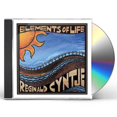 Reginald Cyntje ELEMENTS OF LIFE CD