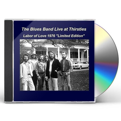BLUES BAND THIRSTIES REUNION COLLECTION CD