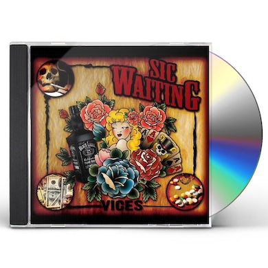 Sic Waiting VICES CD