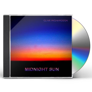 Clive Richardson MIDNIGHT SUN CD