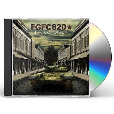 FGFC820 LAW & ORDNANCE CD