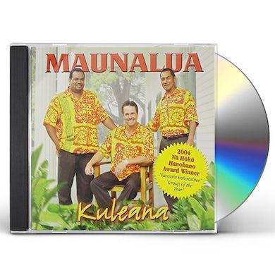 Maunalua KULEANA CD
