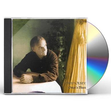 OMAR'S BLUES CD