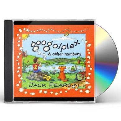 Jack Pearson GOOGOLPLEX & OTHER NUMBERS CD