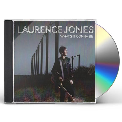 Laurence Jones WHAT'S IT GONNA BE CD