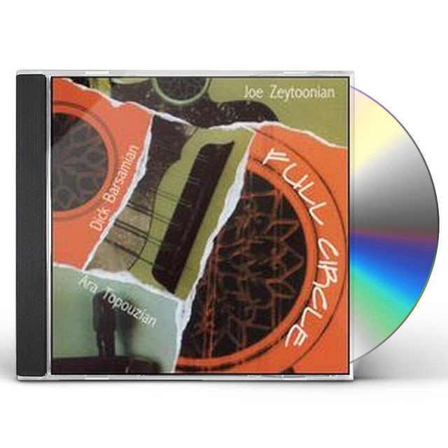 Joe Zeytoonian FULL CIRCLE CD