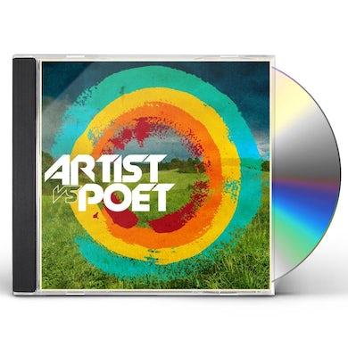 Artist Vs Poet CD