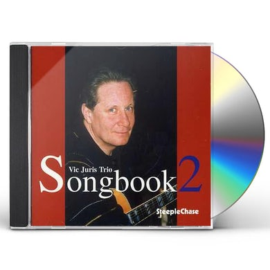 Vic Juris SONGBOOK 2 CD